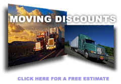Moving or Relocating? Need a mover? Get discounts on moving companies and free moving quotes